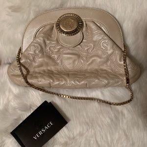 Versace mini clutch/ bag